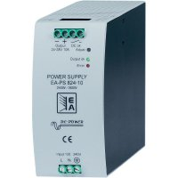 Zdroj na DIN lištu EA Elektro-Automatik EA-PS 812-07SM, 6,6 A, 12 V/DC
