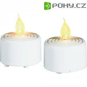 Čajová LED svíčka, 2 ks