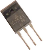 2SD1541 N 1500V/3A 50W TO-127