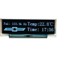 OLED displej, VGB25664A-S001, 2,2 mm, černá/modrá