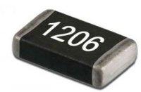 100k 1206, rezistor SMD, 1%, 0,25W