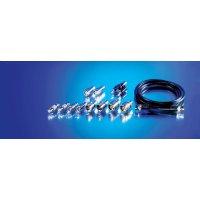 Sada BNC spojek BKL Electronic 0401265/LC, BNC/ TNT/ N/ UHF/ cinch/ banánek 4 mm