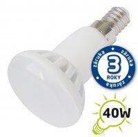 Žárovka LED R50 E14 5W bílá teplá