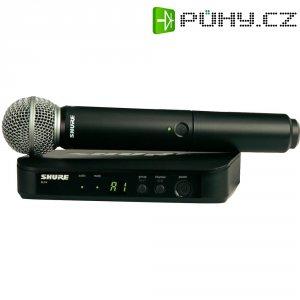 Sada bezdrátového mikrofonu, Shure SM58, BLX24E/SM58-S8
