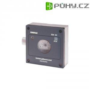 Univerzální termostat Eberle AZT-0524 61, 5 až +35 °C, šedá