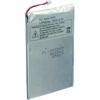 Náhradní Li-Pol akumulátor pro iPod 1.generace 5 GB / 10 GB 10 GB / 20 GB, 1600 mAh