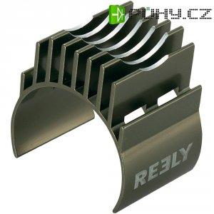 Hliníkový chladič Reely, pro motory 540, 34 x 28 x 35 mm, titanová