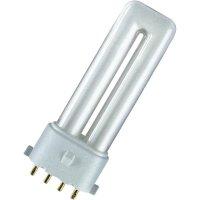 Úsporná zářivka Osram, 9 W, 2G7, teplá bílá