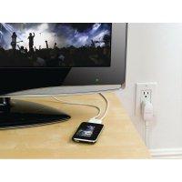 Video/audio kabel Belkin pro iPhone/iPod Apple, jack 3,5 mm, 1,2 m