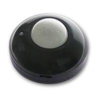 Pohybový spínač (PIR) - stropní provedení - černá (Lx20-cerna)