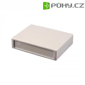 Plastové pouzdro Ritec RM Hammond Electronics, (d x š x v) 130 x 100 x 30 mm, šedá (RM2015S)