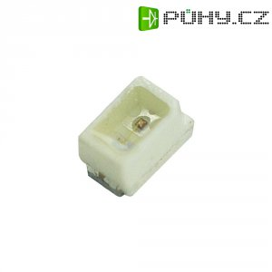 SMD LED speciální Dominant Semiconductors, DNG-CJS-PQ2-1, 30 mA, 1,95 V, 120 °, 112,5 mcd, zelená