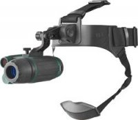 Přístroj pro noční vidění s držákem na hlavu Yukon NVMT-4 , 1x24