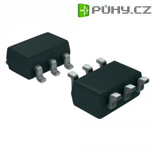 TVS dioda Bourns CDSOT236-0504LC, U(Db) 6 V, I(PP) 4,7 A