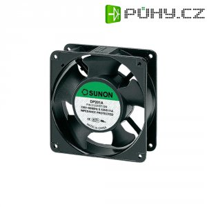 Ventilátor Sunon DP201A2123HST .GN, 120 x 120 x 38 mm, 230 V /AC