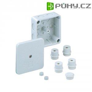 Propojovací krabice Spelsberg 40290701, IP54, 2,5 mm2, šedá