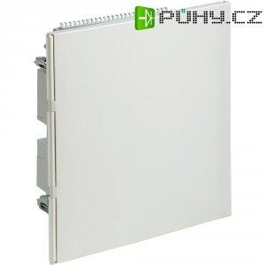 2řadá rozvodnice na omítku IDE 32200 24 modulů, IP30