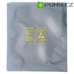 Stínící ESD sáček, 76 mm x 127 mm