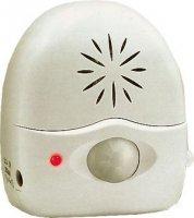 Hlásič pohybu-alarm 80dB s PIR čidlem