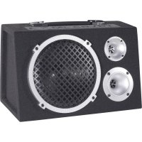 Kompaktní reproduktory Mc Crypt BB-802-II, 4 Ω, 94 dB , 100/300 W (pár)