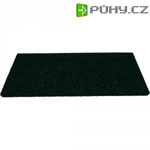 Disipativní ESD pěna, 138 x 55 x 5 mm, černá