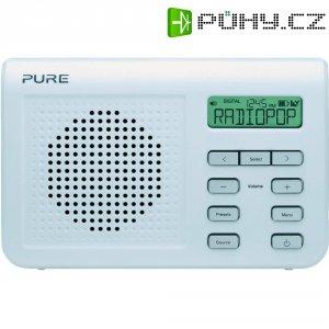 DAB+ rádio Pure One Mi VL-61804, FM, bílá