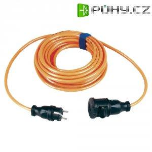 Prodlužovací kabel Sirox, 10 m, 16 A, oranžová