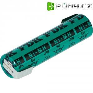 Akumulátor s pájecími kontakty NiMH 4/3 A, 1,2 V 4000 mAh