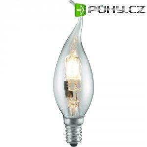 Halogenová žárovka Sygonix, E14, 28 W, 125 mm, stmívatelná, teplá bílá