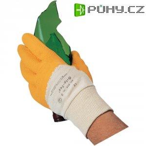 KCL 445 Rukavice Grip-Tex® Bavlna spřírodní latexovou vrstvou Velikost 10