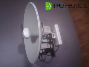 Měřicí / zaměřovací sada UBNT AirMax 5GHz 802.11n / MIMO