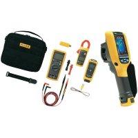 Termokamera Fluke TIR110 + FLK-CNX 3000 HVAC + digitální multimetr