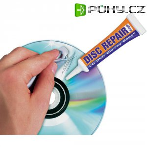 Opravná lešticí pasta na CD,DVD, Blu-ray