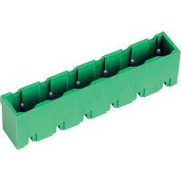 Svorkovnice PTR STLZ960/8G-7.62-V (50960085121D), 8pól., zelená