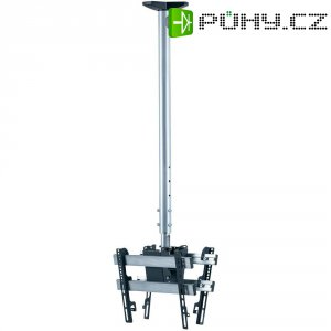 """Stropní TV držák VCM TDH 3 MAXI DOUBLE , 61 - 94 cm (24\"""" - 37\"""") šedá"""