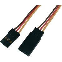 Prodlužovací kabel Modelcraft, konektor JR, 100 cm, 0,14 mm²