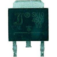 Schottkyho dioda Diotec SK3045CD2 TO-263AB/D2PAK, I(F) 15 A, U(R) 45 V