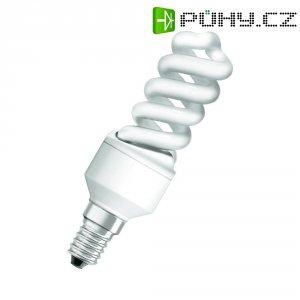 Úsporná žárovka spirálová Osram Superstar Nano Twist E14, 9 W, teplá bílá