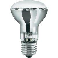 Halogenová žárovka Sygonix, E27, 28 W, 98 mm, stmívatelná, teplá bílá