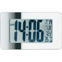 Digitální nástěnné DCF hodiny Eurochron EUS 95, A18B, 273 x 162 x 38 mm