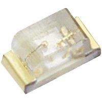 SMD LED Kingbright, KPHHS-1005CGCK, 20 mA, 2,1 V, 120 °, 50 mcd, zelená