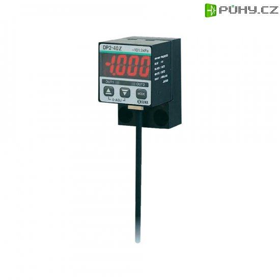 Digitální tlakoměr UZU 2222 = DP 242 E - Kliknutím na obrázek zavřete