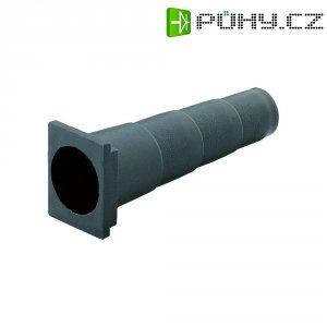 Ochranná průchodka, 10,4 mm, černá