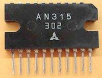AN315 - nf zesilovač 5,5W, SILP-11