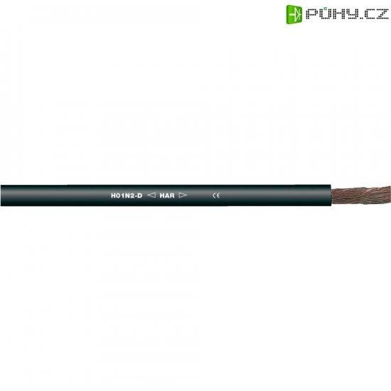 Gumový svářecí kabel LappKabel H01N2-D, 1x 16 mm², černá - Kliknutím na obrázek zavřete