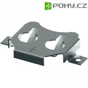Držák na knoflíkovou baterii CR1616/CR1620/CR1632 Keystone, SMD