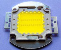 LED 20W Bridgelux, bílá 6000K, 2000lm/600mA,120°, 30-34V