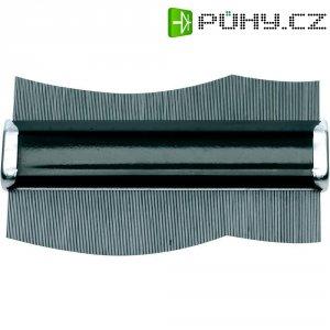 Profilové měřidlo Helios Preisser 0589, 350 x 60 mm