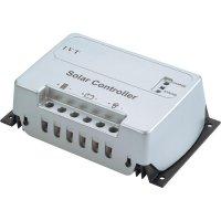 Solární regulátor nabíjení s mikrokontrolérem IVT, SCD 10, 12/24 V, 10A,