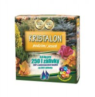 Hnojivo krystalické KRISTALON podzim 0.5kg